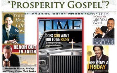The Prosperity Gospel: A Global Epidemic