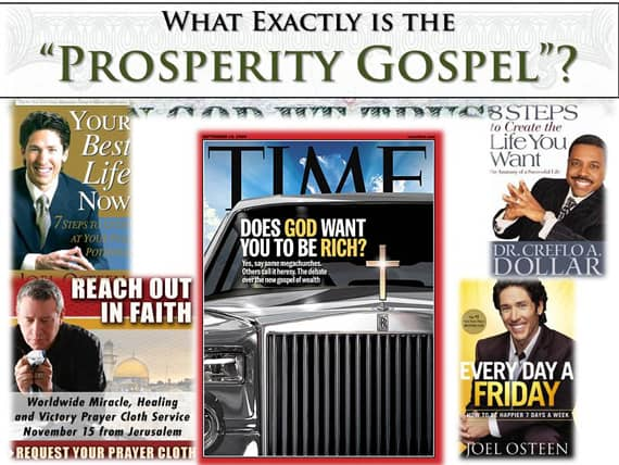 prosperity gospel, The Prosperity Gospel: A Global Epidemic, Servants of Grace