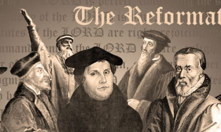 Who Cares About the Reformation?