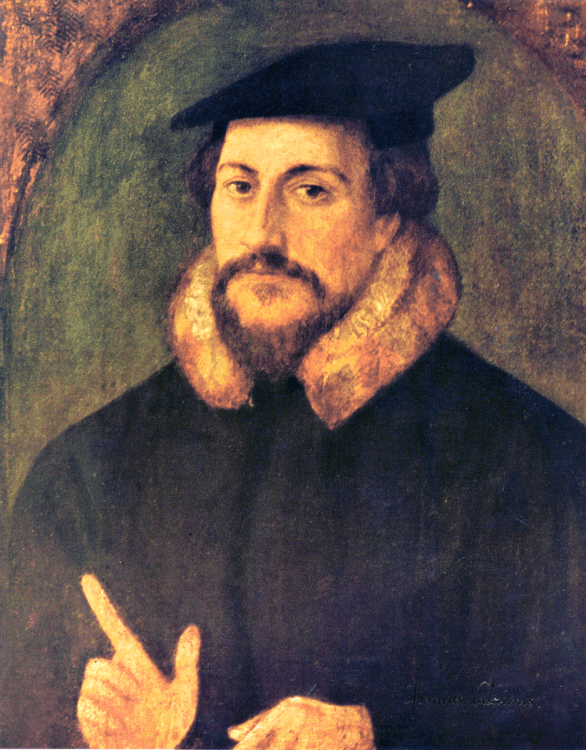 Calvin, Being John Calvin, Servants of Grace, Servants of Grace