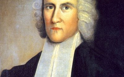 Who is Jonathan Edwards?
