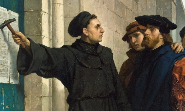 Who is Martin Luther?
