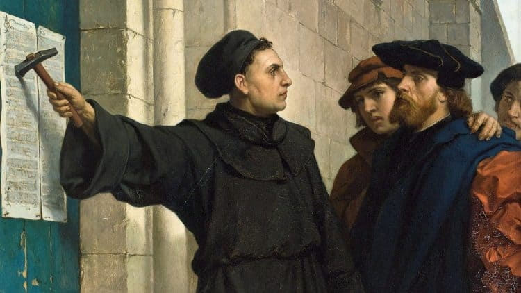 Luther, Who is Martin Luther?, Servants of Grace, Servants of Grace