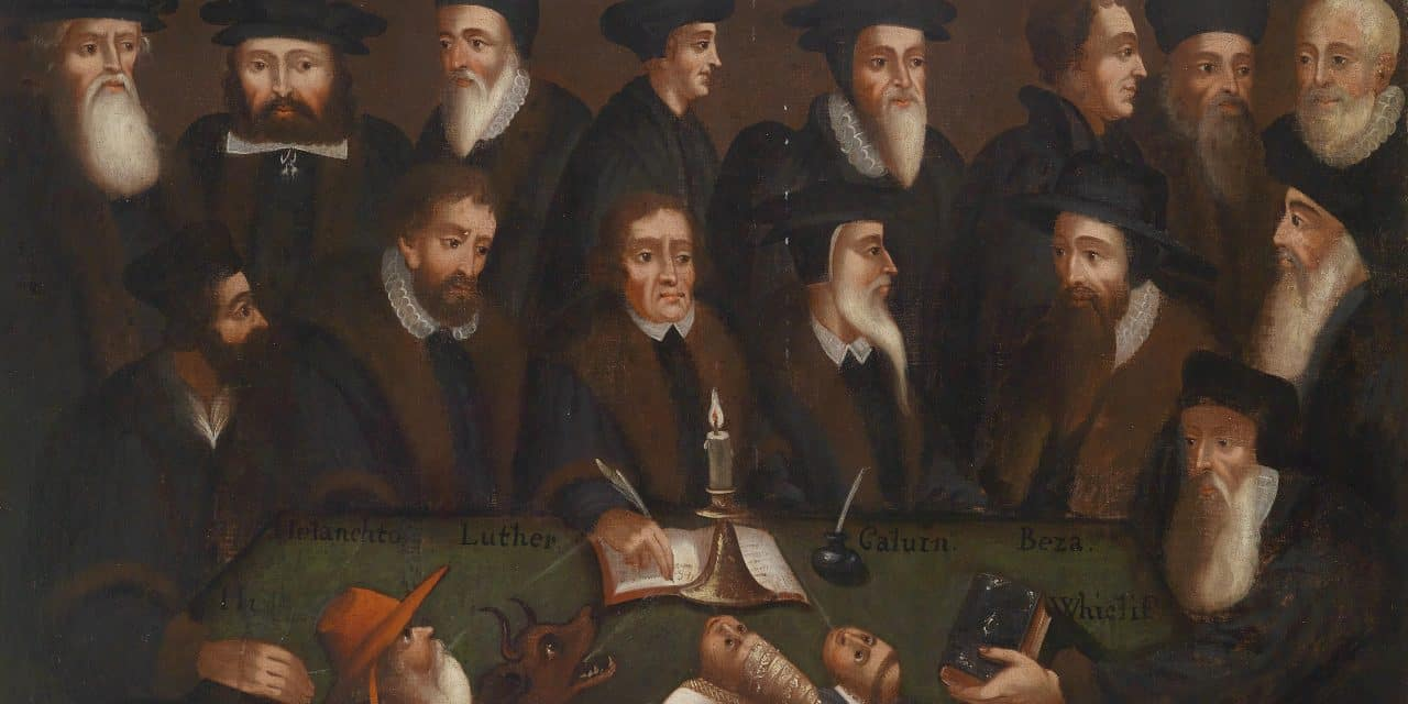 Read, Why Pastors (and All of Us) Should Read the Puritans, Servants of Grace