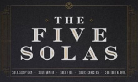 The Five Solas: Grace Alone