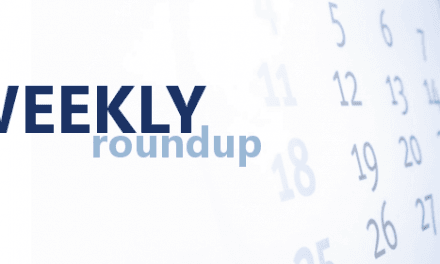 , Weekly Roundup 10/7/2019-10/12/2019, Servants of Grace