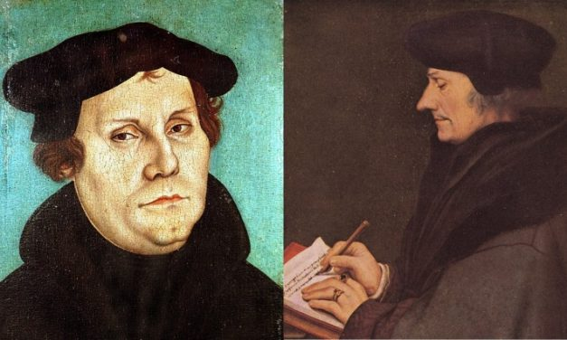 Erasmus and Luther on Romans: The Free Will Debate