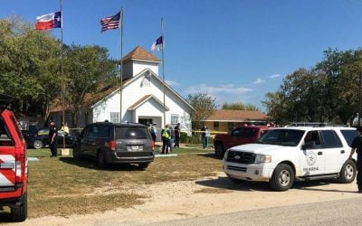 Six Ways to Pray After Sutherland Springs