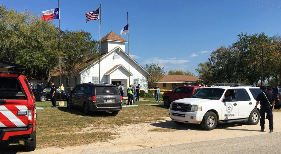 Sutherland Springs, Six Ways to Pray After Sutherland Springs, Servants of Grace