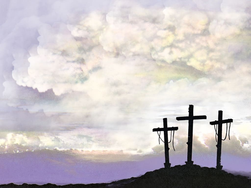 christ's death, 6 Things Christ Accomplished by His Death, Servants of Grace, Servants of Grace