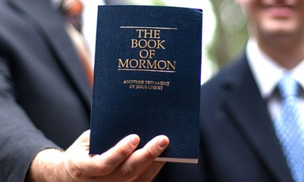 Dear Mormon—I Can't Call You a Brother in Christ