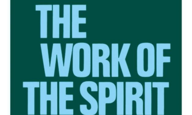 The Work of the Holy Spirit in Prayer