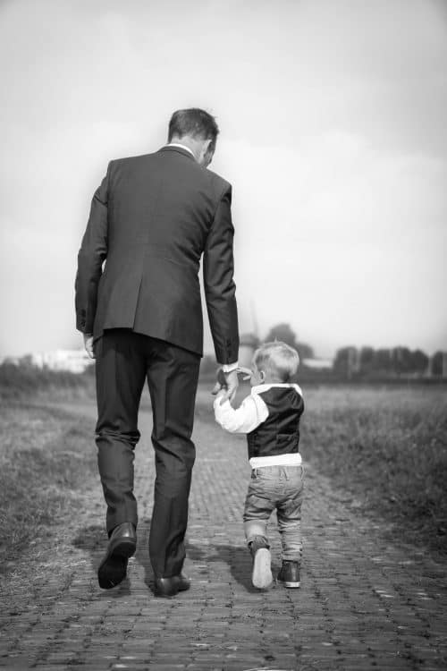 Dads, Advice For Young Dads in Ministry, Servants of Grace