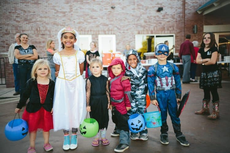 Halloween, Truth or Treating: Halloween As An Opportunity For Christian Hospitality, Servants of Grace