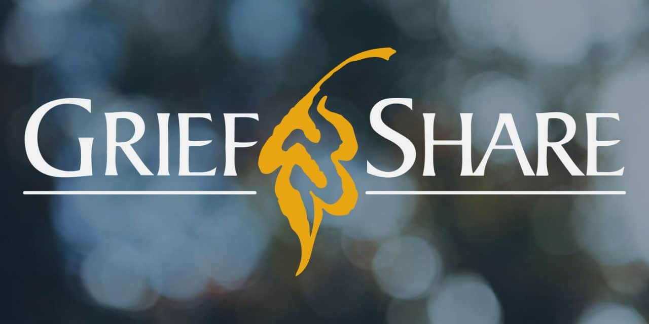 Share, GriefShare: A Ministry for Loss, Grief, and Suffering Am Interview with Nancy Guthrie, Servants of Grace