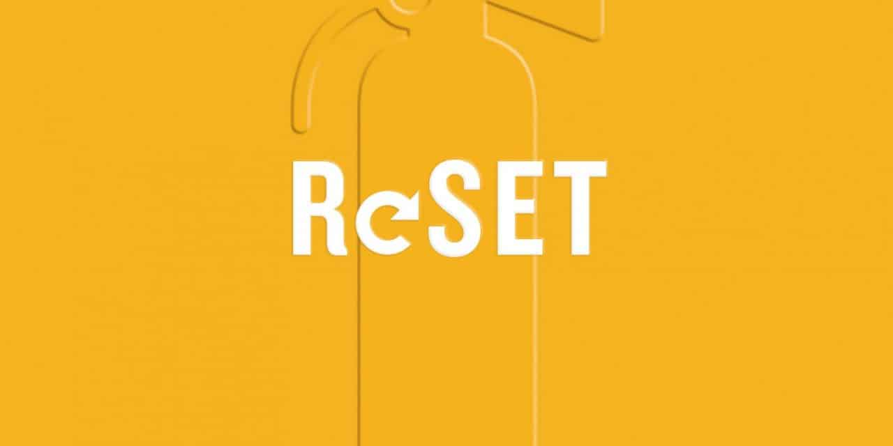 Reset, Reset: Living a Grace-Paced Life in a Burnout Culture by David Murray, Servants of Grace