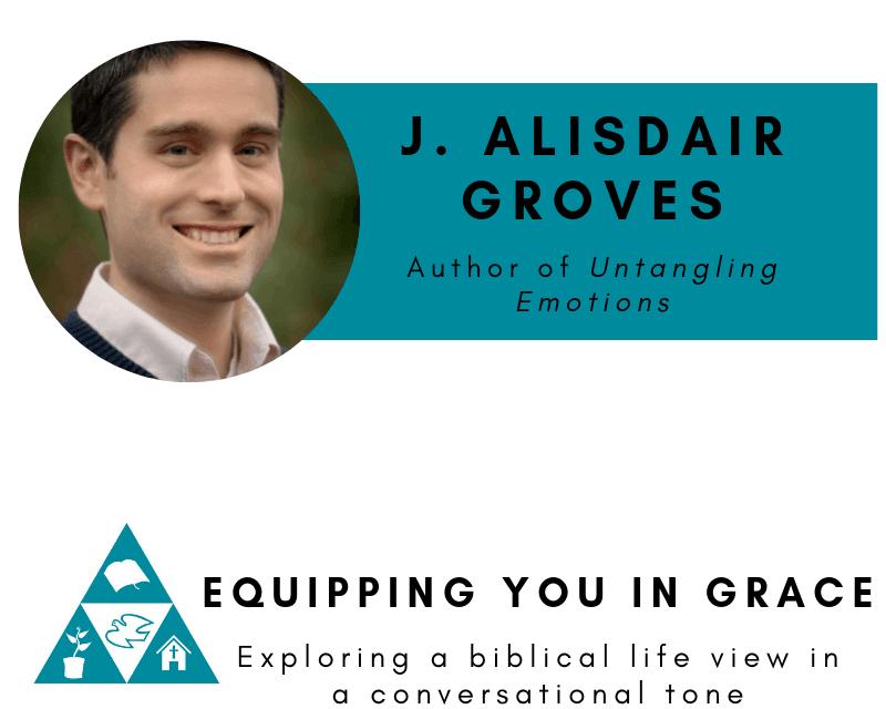 Alasdair Groves– Untangling Emotions