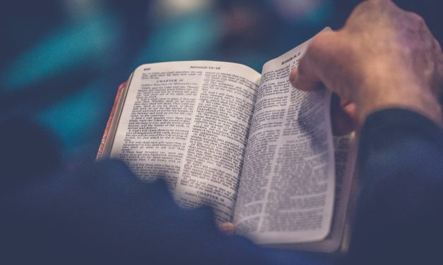 Getting a Grip on the Word of God