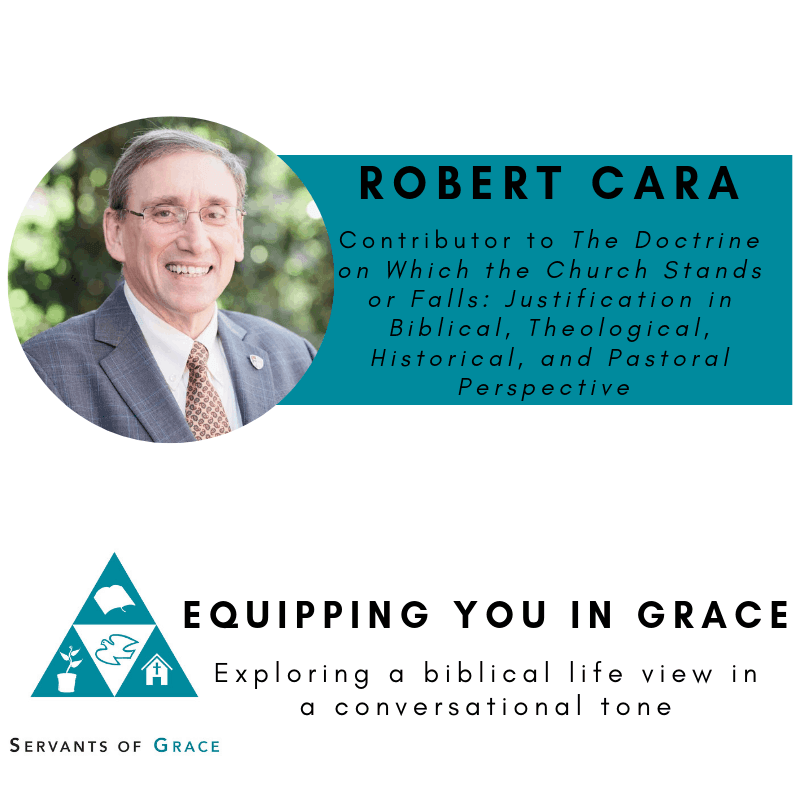 Cara, Robert Cara- The Doctrine of Justification for Christian Life and Ministry, Servants of Grace