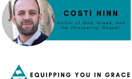 Costi Hinn- The Dangers of the Prosperity Gospel and What To Do About It