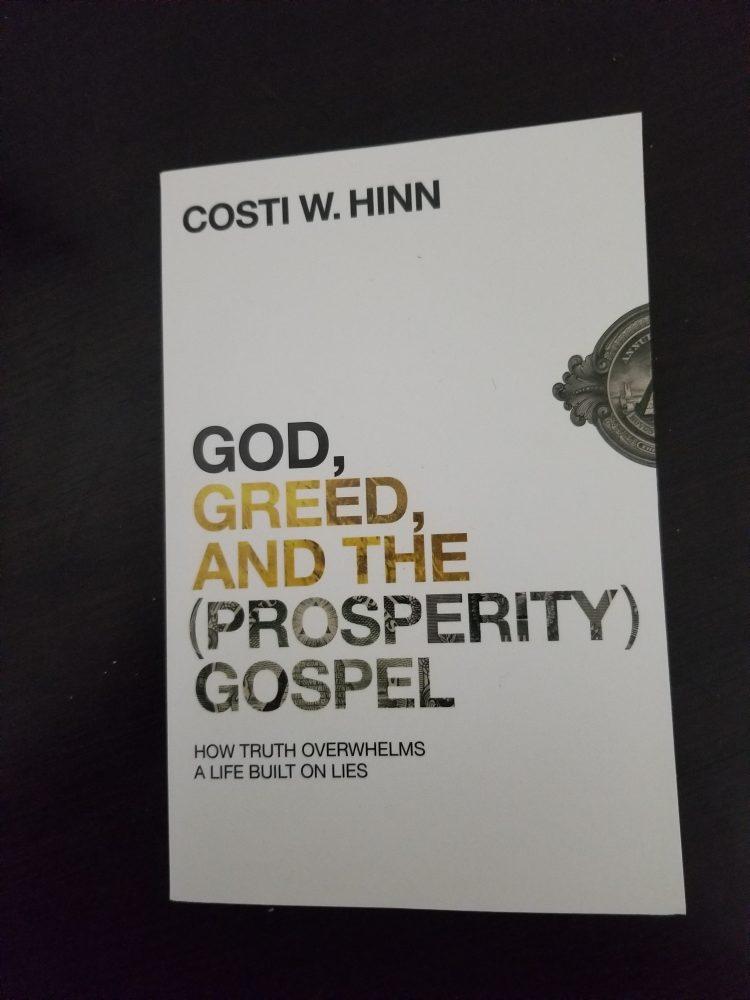 Prosperity, God, Greed, and the (Prosperity) Gospel – Costi Hinn, Servants of Grace, Servants of Grace
