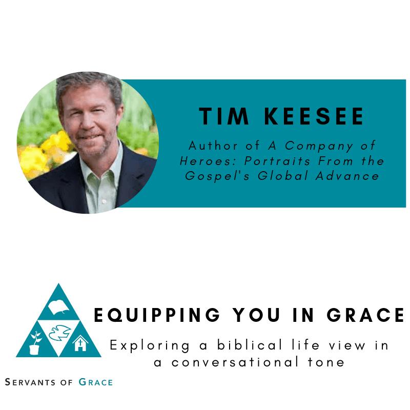 Portraits, Tim Keesee– Portraits From the Gospel's Global Advance, Servants of Grace, Servants of Grace