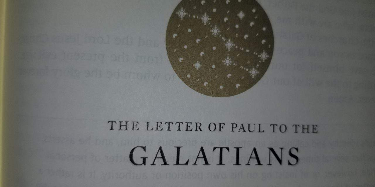 The Galatian Problem