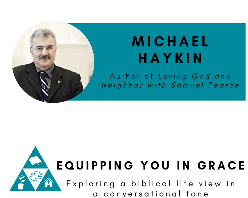 Michael Haykin- The Bible and Friendship in the Life of Samuel Pearce