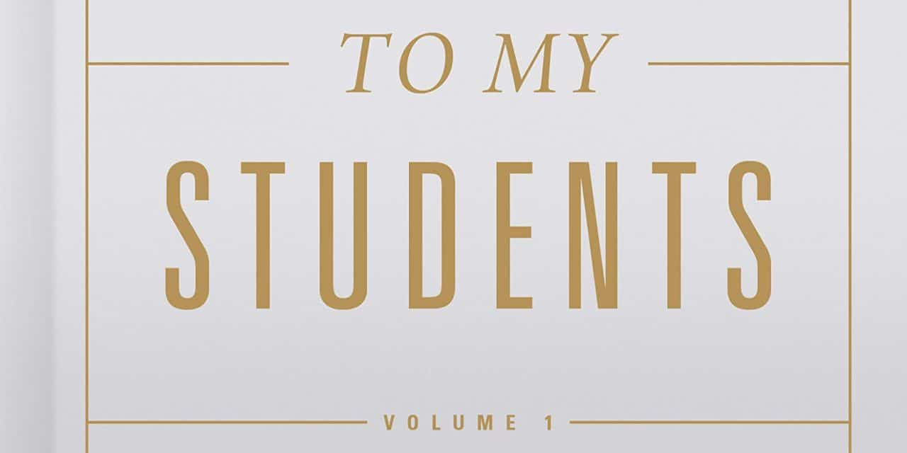 Letters, Letters to My Students: On Preaching (Vol. 1) – Jason Allen, Servants of Grace