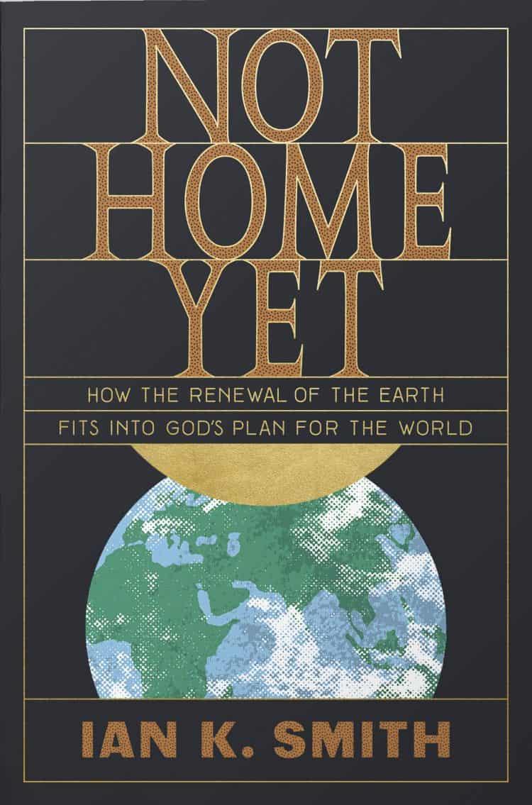 Smith, Not Home Yet – Ian K. Smith, Servants of Grace, Servants of Grace