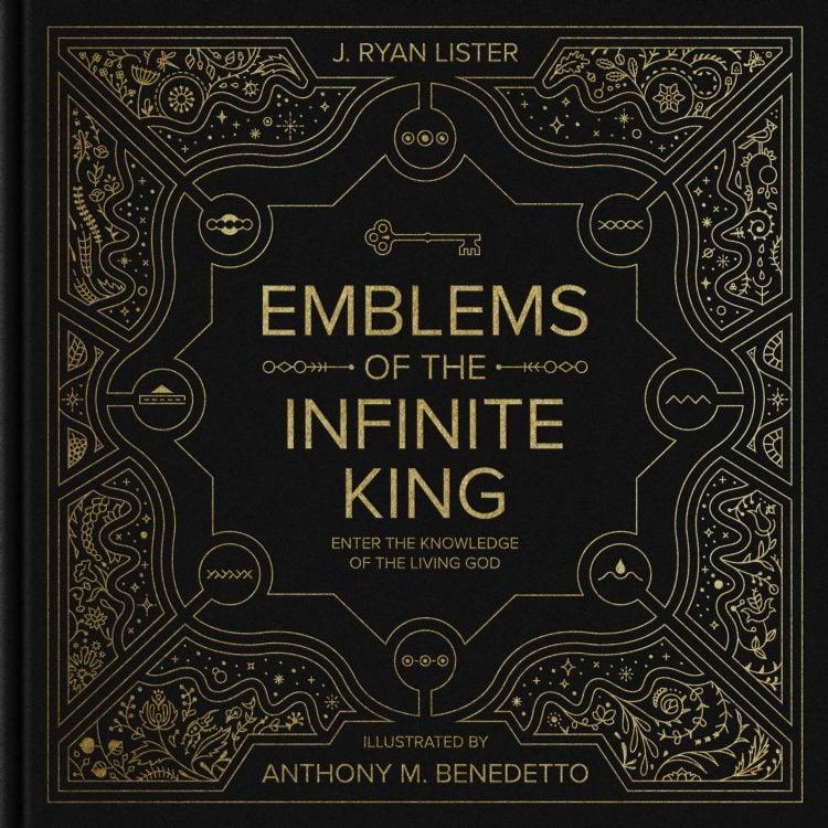King, Emblems of the Infinite King by J. Ryan Lister, Servants of Grace, Servants of Grace