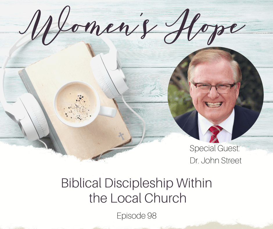 John Street– Biblical Discipleship Within the Local Church