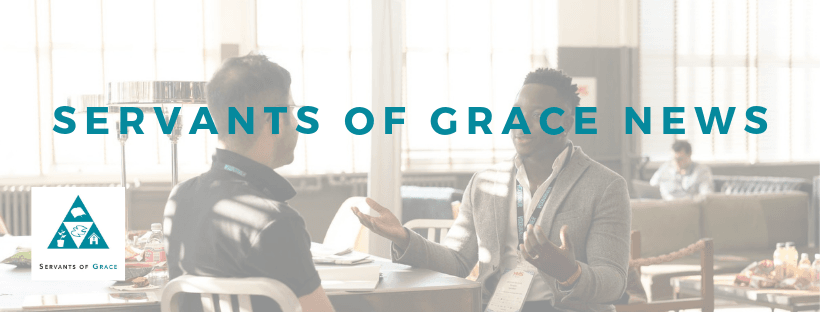 Sustaining, Four Sustaining Graces for Seasons of Depression, Servants of Grace, Servants of Grace