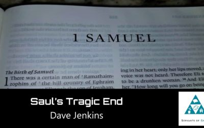 #43: Saul's Tragic End[Sermon]