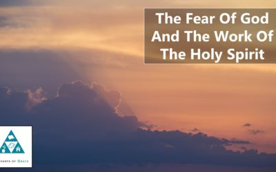 The Fear of God and the Work of the Holy Spirit