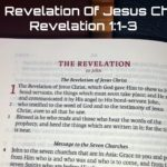 #1: The Revelation of Jesus Christ[Sermon]