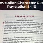 #2: A Revelation Character Sketch[Sermon]