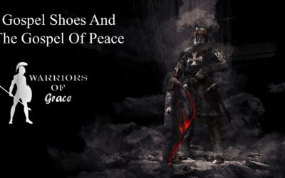 Gospel Shoes and the Gospel of Peace