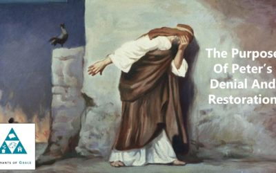The Purpose of Peter's Denial and Restoration