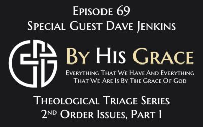Theological Triage – 2nd Order Issues Part 1