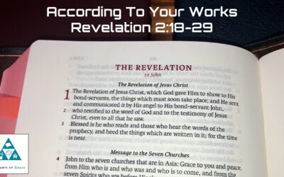 #12: According to Your Works[Sermon]