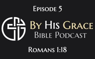 Discussion On Romans 1:18