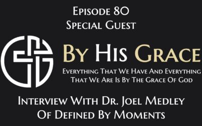 Special Guest Joel Medley – Defined By Moments