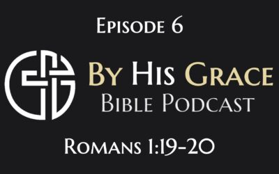 Discussion On Romans 1:19-20